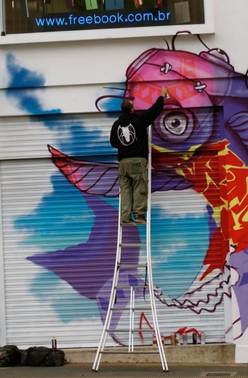 Grafitando