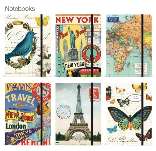 Cavallini Notebook