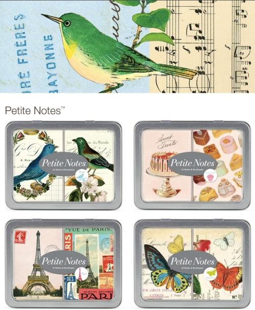 Cavallini Petit Notes
