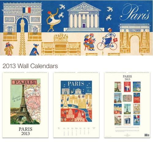 Wall Calendars Cavallini