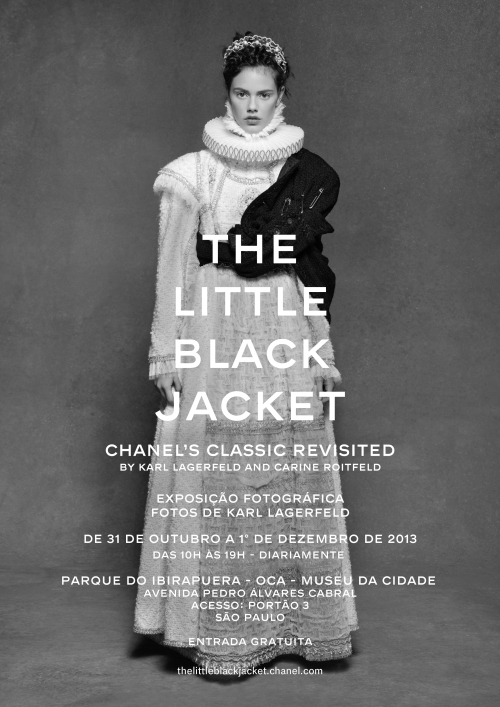 THE LITTLE BLACK JACKE