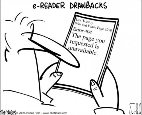 ereader-drawbacks
