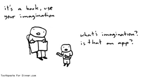 Its-a-book-use-your-imagination
