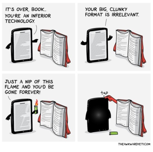 Kindle-talking-too-much
