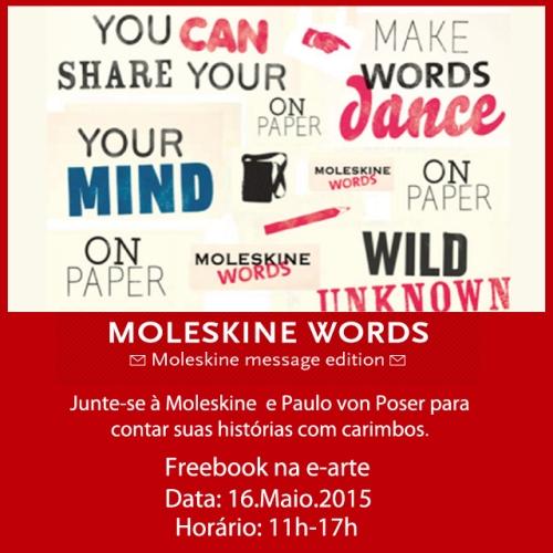 Moleskine Words